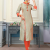 Khadi Slub Cotton Straight Kurti