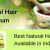 Get rid of the damaged hair using these Natural Hair Serum