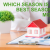 Which season is the best season to move?