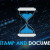 Blockchain Timestamp and Document Verification