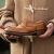 Kelmarsh - Men's Brown Leather Brogue Shoes By Barker
