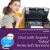 Chat with Experts for HP wireless Printer Setup Services