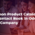 Common Product Catalog and Contact Book in Odoo 13 Multi-Company
