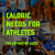 How Many Calories Should an Athlete Eat Per Day