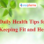 All About Healthcare-Wellness Tips : Retail Pharma Blog