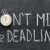 Application Deadlines for January 2020 Intake in Canada - SOPEDITS