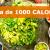 Quantos Quilos se Perde Com Uma Dieta de 1000 Calorias?