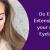 Do Eyelash Extensions Ruin your natural Eyelashes?