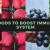 10 Foods To Boost Immune System   Immunity Boosting Food  