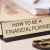 Be A Financial Planner