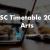 Maharashtra HSC Timetable 2019 Arts