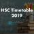 HSC Timetable 2019 Maharashtra Board