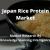 Japanese rice protein market