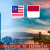 Send Money Abroad from Malaysia to Indonesia | Outward Remittance