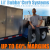 Mobile Business on a Trailer by Lil Bubba® Curb