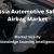 Russia automotive safety airbag market