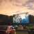 Drive In Theater Equipment | Rent Outdoor Movie Theater