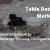 table dates market