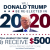 Will Donald Trump be re-elected in 2020? Tell If Re-Elected Win Cash