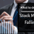 What to Do When Stock Market is Falling or Rising?  IFMC