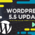 WordPress 5.5 Update Release and its New Features - Digital Marketing Blog - Aanha Services