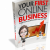 The Key to Starting and Succeeding in Your Online Business is Knowing How Not to Fail!
