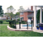 Orange Fence   CT Fence Installation & Repair     Southern Connecticut