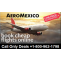 Aeromexico Reservations +1-800-962-1798 Booking Online