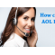How can I Speak to an AOL Representative by Phone?