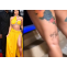 Cardi B clap back to a follower who asked why she tattooed Offset's name on her thigh (video)