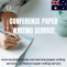 Conference Paper Writing Service