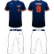 Custom Sublimated youth baseball team Apparel, Uniforms and Jersey