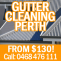 Residential and Commercial Gutters Repairs Perth |