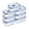7pcs Food Storage Boxes of your Choice