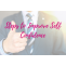 steps to improve self confidence