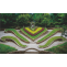 Wisata taman The Le Hu Garden yang sejuk dan instagramable