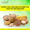 FOODS THAT ARE HIGH IN FIBRE FOR HEALTHY METABOLISM | Ayurved Guru