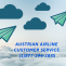 Austrian airlines ticket cancellation