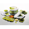 Vegetable Chopper Using, Caring and Cleaning Instructi